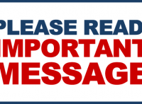 important message CampusFrance
